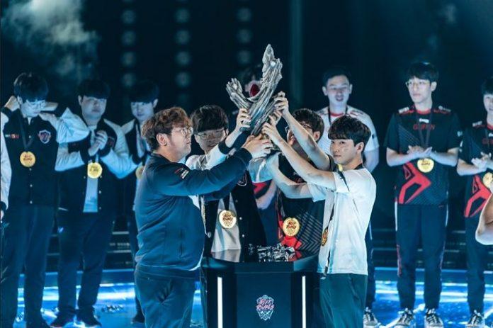 Corea vence a China en el Rift Rivals 2019