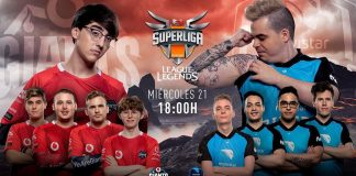 Vodafone Giants y Movistar Riders se enfrentan en la Superliga Orange
