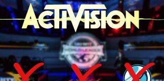 100 Thieves se une a Gen.G y Luminosity en la lista de equipos fuera de la Call of Duty League.