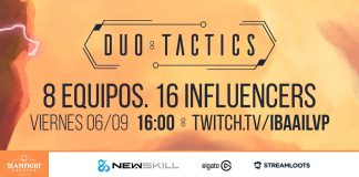 Duo Tactics, el torneo de Teamfight Tactics de AKAWonder