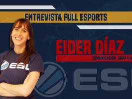 Entrevista a Eider Díaz, responsable de Comunicación, RRPP y Marca de ESL Iberoamérica