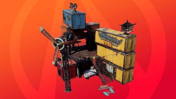 Conjunto de construcción de Pandora