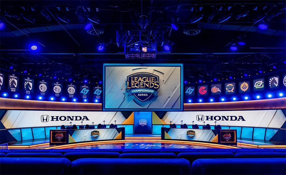 Honda es el nuevo patrocinador de la LCS