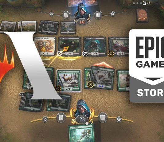 MTG Arena llegará a PC y Mac a través de Epic Games Store