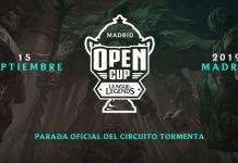 Madrid Open Cup Circuito Tormenta