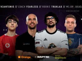 Ganadores MVPs Superliga Orange de League of Legends