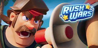 Rush Wars, el nuevo juego de Supercell