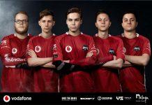 Nuevo roster de Rainbow Six de Vodafone Giants