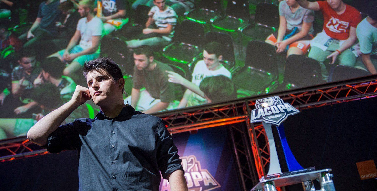 Frenezy, caster de Call of Duty