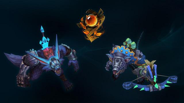 Los chromas de honor 5 de las skins de honor 5