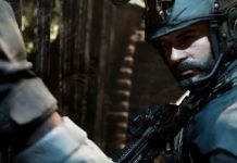 Capitan Price en Modern Warfare