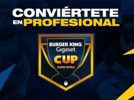 Burger King Gigaset Cup de Clash Royale