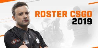 Nuevo roster de CS:GO de x6tence
