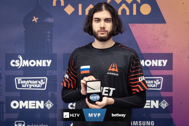 AVANGAR Jame MVP del torneo