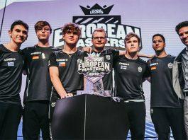 BIG, campeones del European Masters 2019
