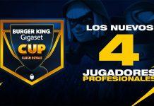 Los nuevos jugadores de Clash Royale de x6tence vienen de la Burger King Gigaset Cup