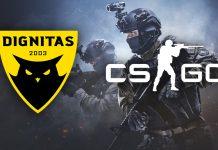 Dignitas vuelve a CS:GO masculino