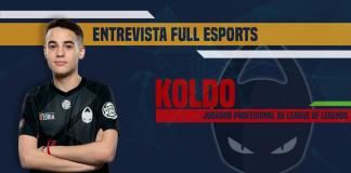 Entrevista a Koldo, jugador de League of Legends para x6tecne