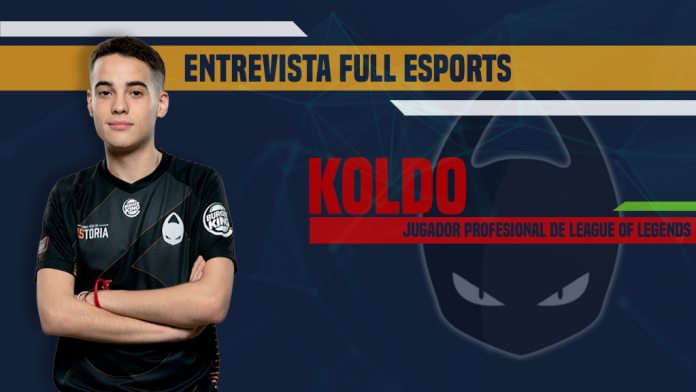 Entrevista a Koldo, jugador de League of Legends para x6tecne