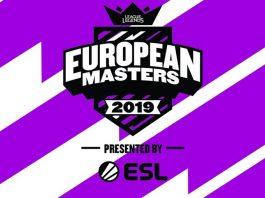European Masters 2019