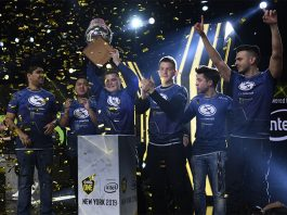 Evil Geniuses ESL One New York