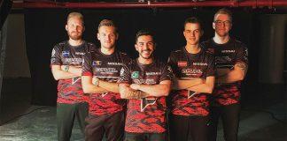 Coldzera ya posa con sus nuevos compañeros de equipo en FaZe Clan