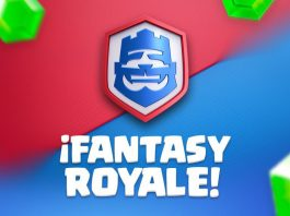 Fantasy Royale de la Clash Royale League