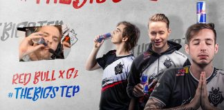 Red Bull es el nuevo socio de G2 Esports