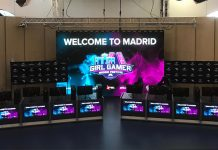 GIRLGAMER Esports Festival Madrid