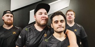 Golden y flusha vuelven a Fnatic