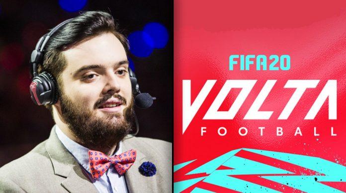 Ibai será uno de los comentaristas de Volta en FIFA 20