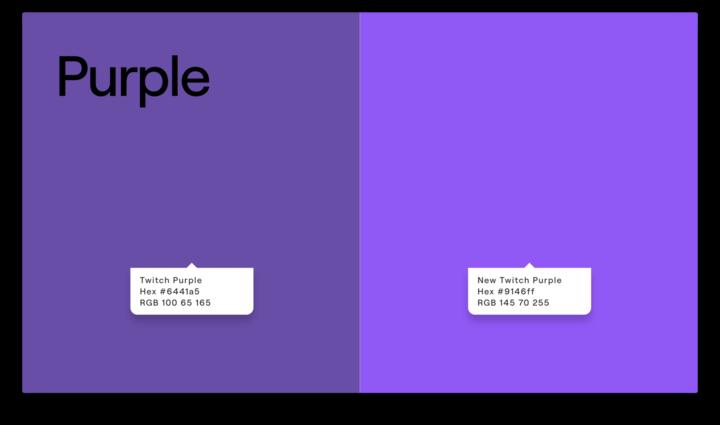 Twitch actualiza su característico morado
