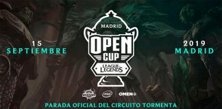 Madrid Open Cup