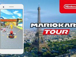Mario Kart Tour ya está disponible