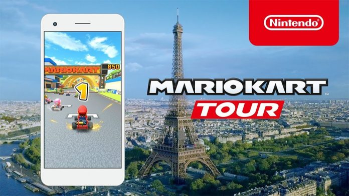 Mario Kart Tour ya está disponible