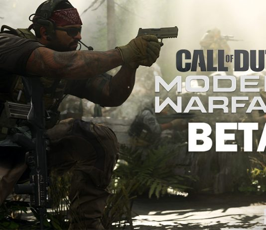 Modern Warfare Beta