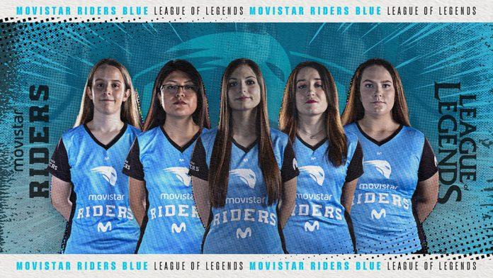 Movistar Riders Blue: Nuevo equipo femenino de Movistar Riders