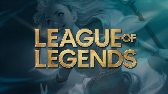 Nuevo logo de League of Legends
