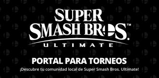 Portal para torneos de Super Smash Bros. Ultimate