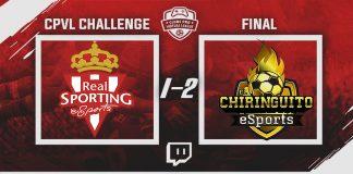 El Chiringuito eSports se llevó la victoria en el CPVL Challenge
