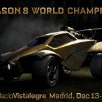 La Temporada 8 del Rocket League World Championship se celebrará en Madrid.