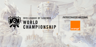 Orange patrocinará los Worlds 2019 de League of Legends en Vistalegre