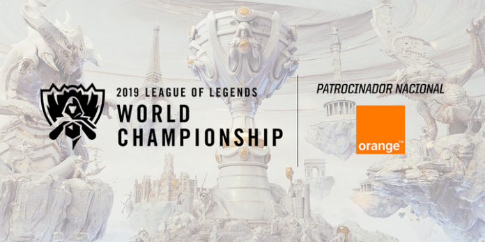 Orange patrocinará los Worlds 2019 de League of Legends en Vistalegre