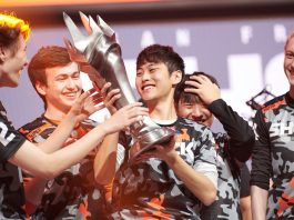 San Francisco Shock, campeón de la Overwatch League 2019.