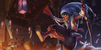Shaco Enmascarado de League of Legends