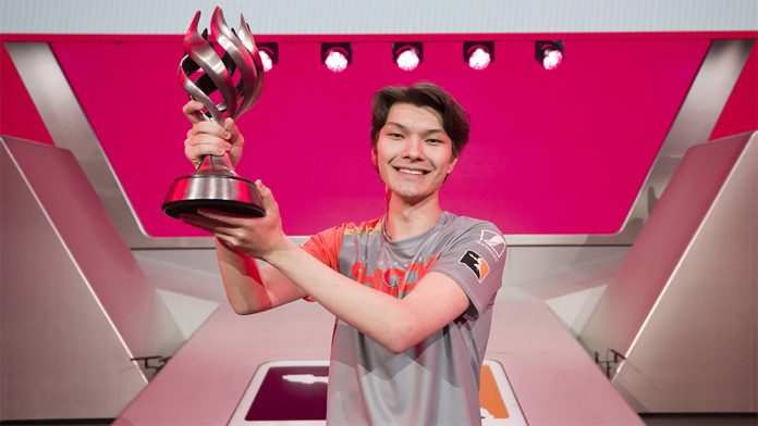 Sinatraa es el MVP de la Overwatch League 2019