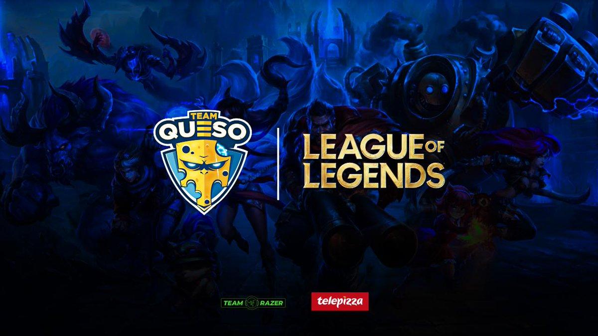 Telepizza Team Queso cambia a todo su roster de cara a la próxima temporada de Superliga Orange