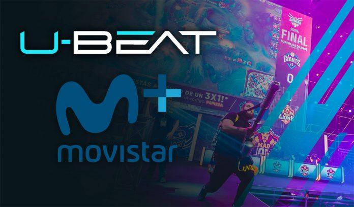 U-BEAT en Movistar+