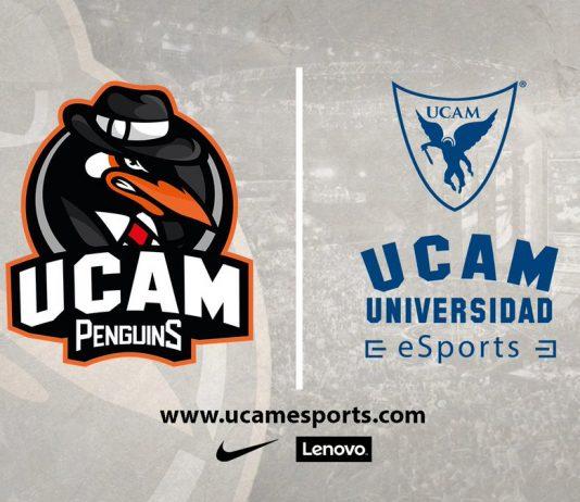 UCAM Penguins es la fusión entre Penguins Esports y UCAM Esports