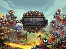 Mechs vs. Minions, juego de mesa de Riot Games